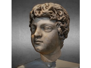 Portrait of Caracalla