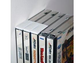 Sega CD and Saturn Snap-In Replacement Hinges