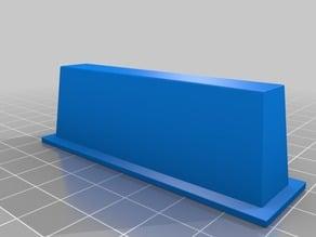 Slatted frame bed - Slat support