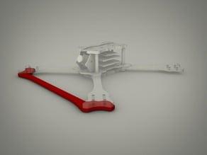 EMAX Hawk 5 front bumper