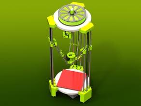 deLtabot 3D printer