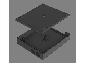 Network module case for Yamaha MSX computers