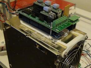 Arduino Mega 2560 | ATX PSU - side mount