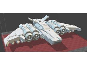 Raptyr Class Bomber (30k/40k Proxy)