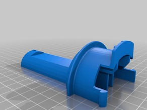 Ultimaker 2 Spool Holder for spool hub diameters < 30mm