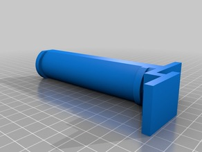 Customized Spool Holder for Replicator 2