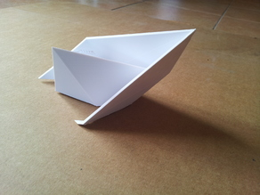 Design Sinking boat