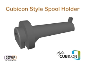 Cubicon Style Spool Holder