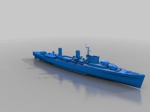 Warships - Huang He (1/10)