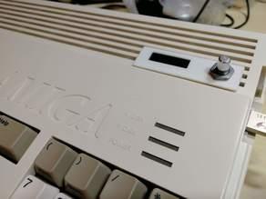 Amiga Gotek OLED with rotary encoder