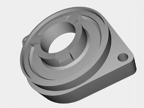 MOLDEX 9400 ABEK1 Cartidge Valve Adapter for Gaz Filter system for ABS fumes Air Scrubber