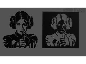 Leia 3D Wall Art