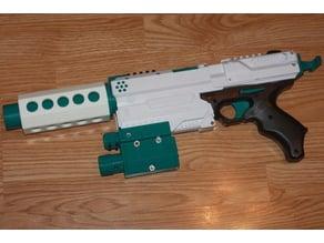 Nerf Kronos Light and Adjustable Laser