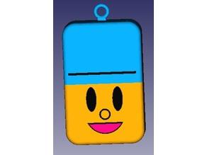 Pocoyo Mask for ChemoBox