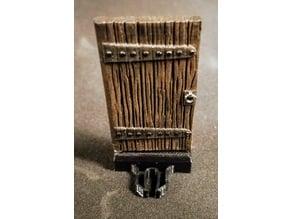 #NoWalls Magnetic Doors and Doorways (OpenLock/MagBall)