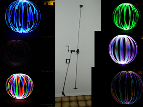 LightPainting Modular Orb Tool