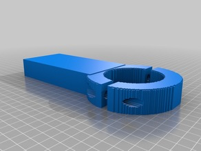 (3D Slash) REVISED_TWO-PIECE_CLAMP-ON_SHAFT_COLLAR