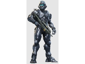 Halo 5 - Locke (Hunter Class) Armor Set