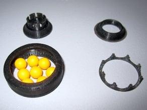 Caged Ball Bearing