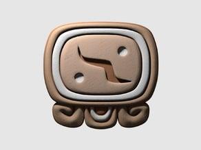Kimi, mayan glyph