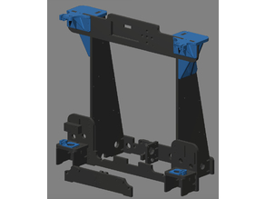 Anet A8 - The Ultimate Stabilizer by Digital Sqrt