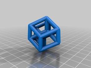 My Customized Hypercube 3
