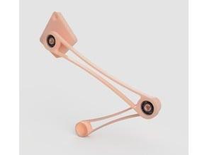 Basic Double Pendulum