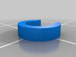 Lock Ring for Bowden Tube lock collar