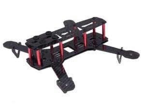 racing drone zmr250