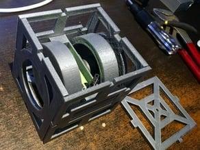 Motorized Gyro Cube!