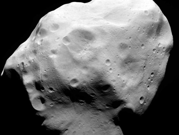 $1 3D Scan Prize: Asteroid Surface
