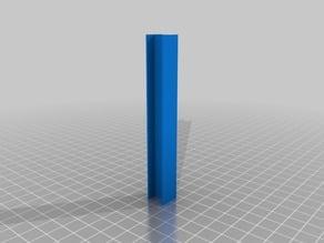 SpaceX Hyperloop I-beam (1:10 Scale)