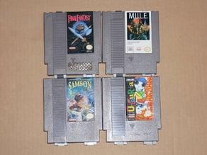 Modular NES Game Wall Hangers (Nintendo Entertainment System) UPDATED 2015-08-21