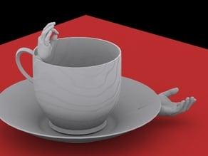 Una mano para el Te - One hand for tea
