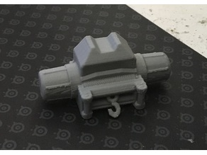 1/10th Scale Winch for RC (Non-Functioning)