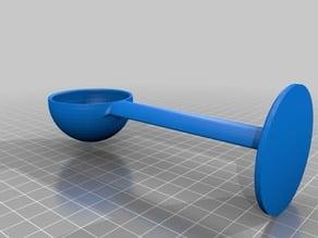2 in 1 Coffee Measuring Spoon / Compactor