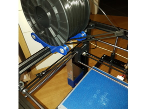 YASH Yet another Spool Holder V2
