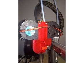 Cetus Dual Fan duct