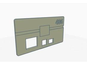 MiSTer Case Floppy Drive Front Panel