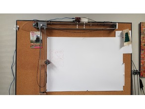 Wall-mounted 4xiDraw