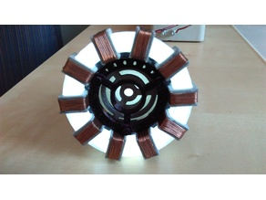 Iron Man Arc Reactor MK1