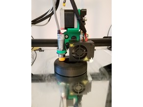 CR10 Direct Drive Mount