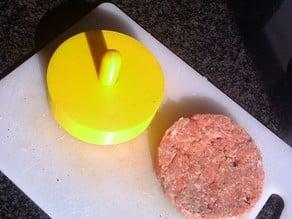 Hamburger press (parametric)