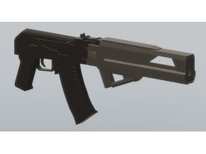 AK74 Futuristic front end v1.0