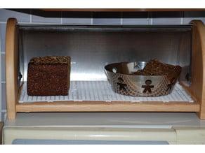 Customizable Breadbox Plate