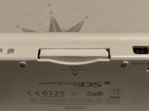 Nintendo DS dummy cartridge (DS/DSi/3DS/2DS)