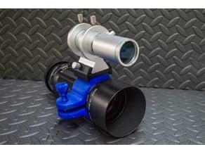 mini guide scope lens mount