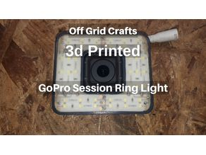 GoPro Session Ring Light