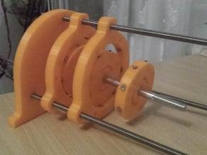 Perendev Magnet Motor Replica
