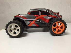 Wheel for 1:16 RC-Car